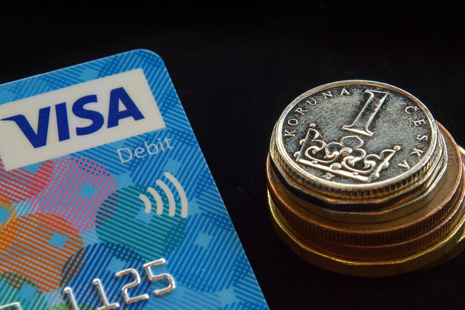 Расчеты криптой для эмитентов Visa