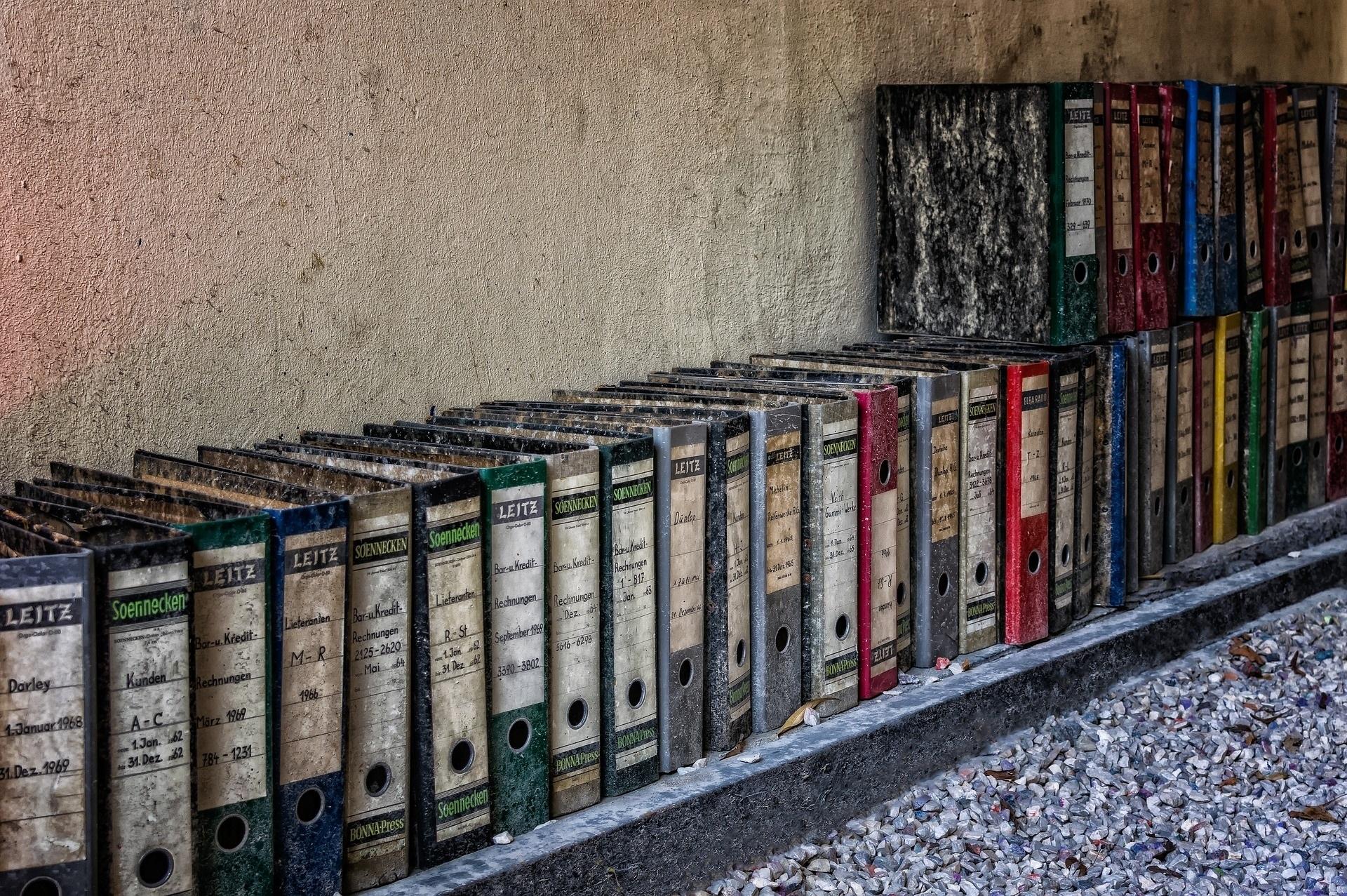 Хранение цифровых документов и файлов