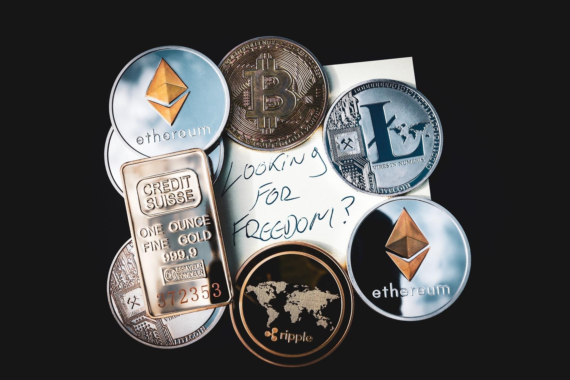 Цифровые деньги и активы